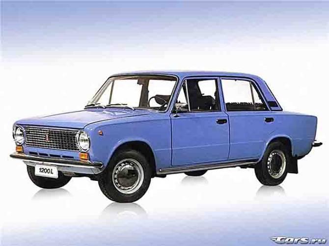 Автомобиль ваз 2101 Лучший Авто Блог